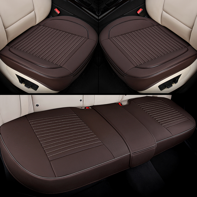 Universal Car Seat Covers Eco Leather /& Fabric fits Citroen C4 Cactus