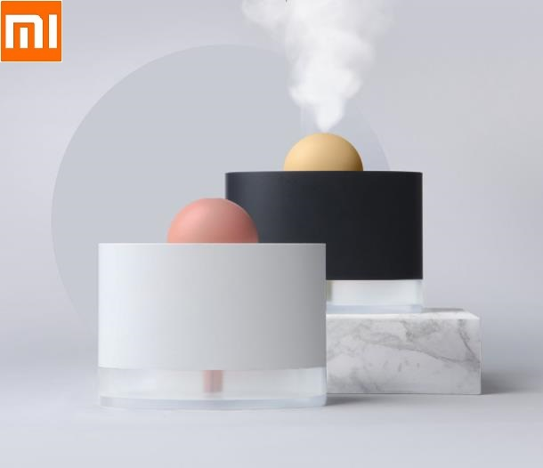 Xiaomi SOLOVE Desktop Humidifier H5 400ML Large Capacity USB Charging Desktop Mute Air Humidifier Multifunctional Home