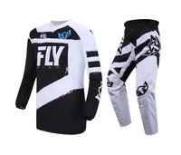 2019 Fly Fish Racing MX Jersey Pant Combo ATV BMX MTB DH Motorbike Enduro Racing Bike Riding Adult Gear Set