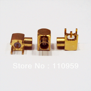 DHL/EMS EMS/DHL DHL/EMS High-frequency coaxial Connectors MCX-KWE without stairs (50 ohms) RF Connector-A2
