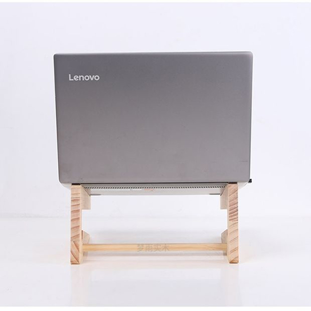 Business Accessories & Gadgets Laptop Holder Wood Laptop Stand