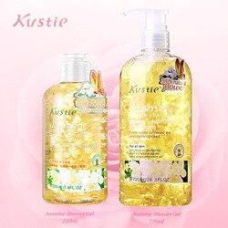 Gelsomino lavaggio del corpo autunno idratante idratante prodotti per la cura della pelle essenza di fiori di 220 ml + 720 ml di profumo profumo corpo gel doccia regali