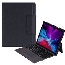 For iPad Pro 12 9 2021 2020 2018 Case Keyboard Tablet Touchpad Bluetooth Keyboard Cover for iPad Pro 2021 Case 12.9 inch Teclado