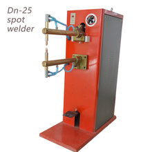 Dn-25 Spray Welding AC380V Voltage SCR Spot Welder All Copper Coil Welding Metal High Cycle Spot Welder