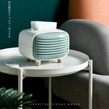 190*135 мм синяя зеленая розовая бореальная Европейская стильная тканевая коробка винтажная коробка для салфеток декоративная ткань коробки