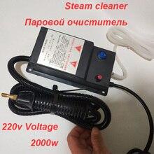 220 В 2000 Вт высокотемпературная Очистительная Машина, автоматический насос для стерилизации, дезинфектор, пароочиститель для кухни и дома