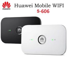 Huawei e5573 E5573s-606 cat4 150m 4g wifi roteador sem fio móvel wi fi hotspot