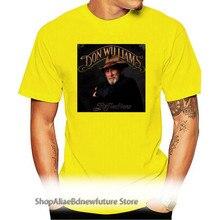 Don Williams Black T Shirt