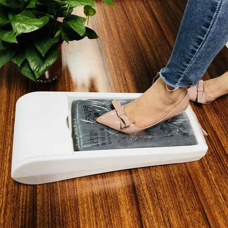 อัจฉริยะรองเท้าเครื่องใช้ในครัวเรือนอัตโนมัติเต็มรูปแบบรองเท้า Office ทิ้งรองเท้าและรองเท้า COVER