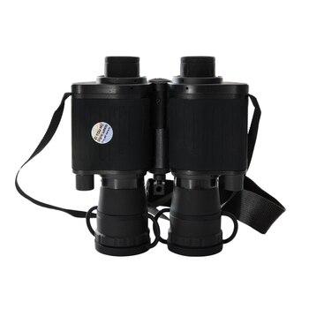 Nuovo Scout 5X50 Ad Alta Definizione Digitale A Raggi Infrarossi di Visione Notturna Binoculare Gioco Pattuglia di Notte Telescopio A Raggi Infrarossi