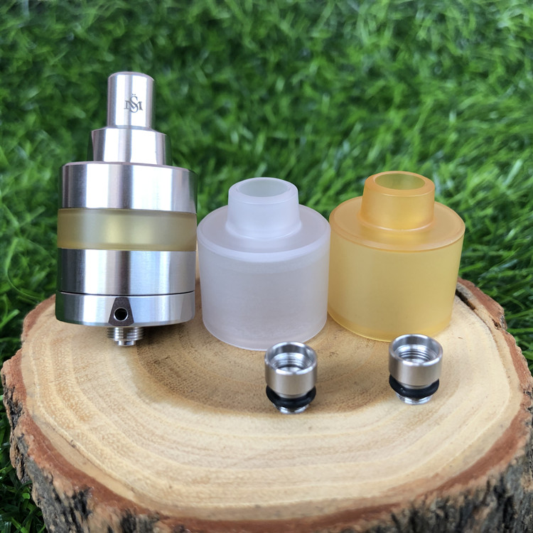 2019 Kayfun Lite Rda Rdta Accessories 22mm/24mm Replacement Window Long Mode Kit Dome Extension Kit