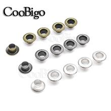 Boots Backpack Shoes Sewing-Accessories 100pcs Belt-Cap Bag-Tags Tent Leathercraft Metal-Eyelets