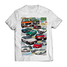 Funny men t shirt novelty tshirt Car Enthusiast JDM Toyota Corolla - Ring-spun cotton  TEQ AE86 Trueno T-shirt printio toyota ae86 sprinter trueno