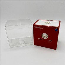 Pudełko wystawowe pudełko do przechowywania pudełko ochronne kolekcja box dla wersji Euro game boy góry SP GBASP