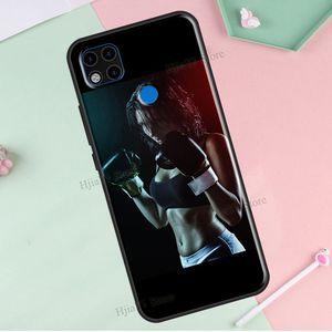 Чехол для Redmi Note 9 8 Pro 7 8T 9S Redmi 9 A 9C K30 Ultra