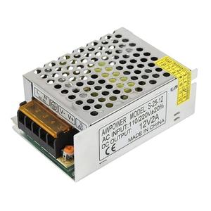 Image 5 - AC 110V 220V DC 5 V 12 V 24 V 2A 3A 5A 10A 15A 20A 30A anahtarı led adaptör sürücüsü güç kaynağı 5 V 12 V 24 V LED şerit ışık