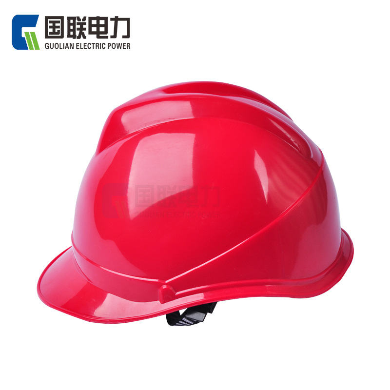 League Electric Power Abs Safety Helmet Smashing Breathable V Shaped Safety Helmet Construction Grid Electric Power And Electrot