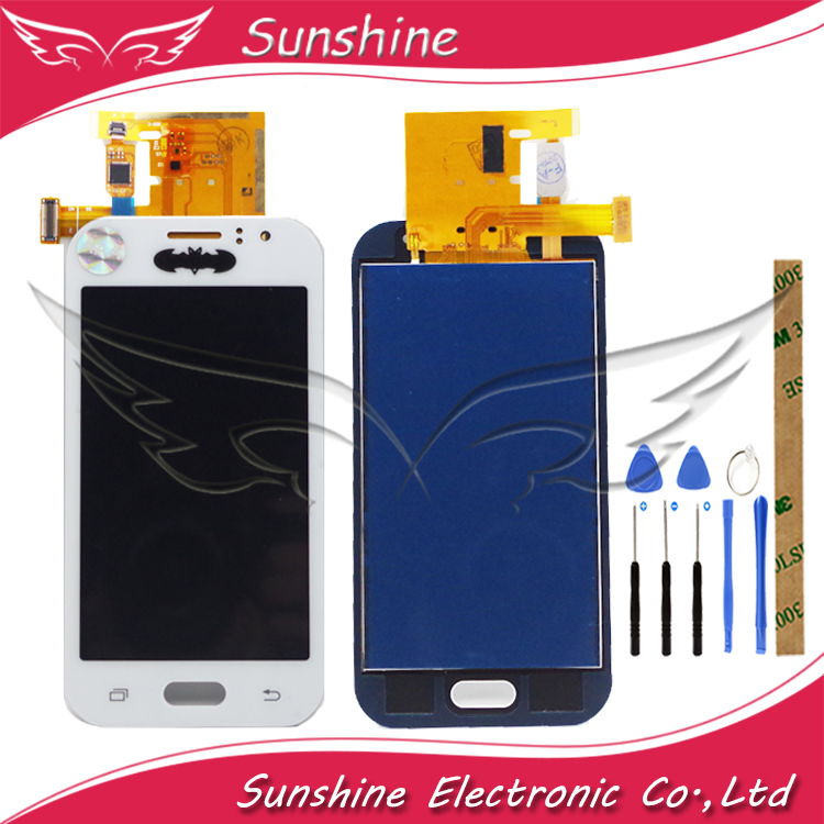TFT LCD For <font><b>Samsung</b></font> Galaxy <font><b>J1</b></font> <font><b>Ace</b></font> J110 J110F J110H J110FM J111 J111F J111M J111FN LCD <font><b>Display</b></font> With Touch Screen Sensor Assembly image