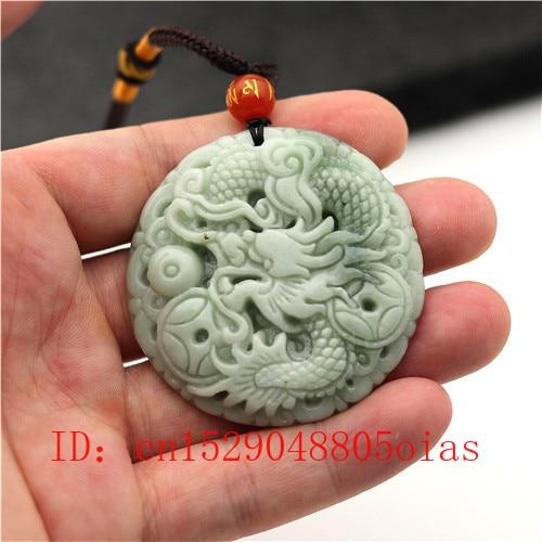 Chinese Natural green Jade Dragon Pixiu Statue Pair AA2