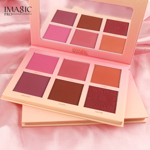 IMAGIC 6 Colors Face Blusher P