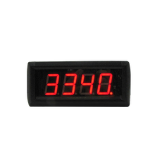 High quality 1.8 inches digital days countdown timer electronic LED day wall clock counter for christmas
