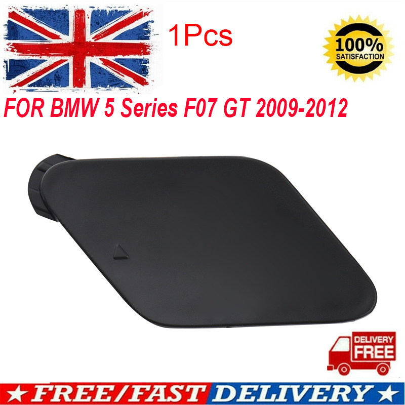 MagicKit For <font><b>BMW</b></font> 5Series <font><b>F07</b></font> <font><b>Gt</b></font> 09-12 Front <font><b>Bumper</b></font> Tow Hook Eye Cover Unpaint 51117248065 image