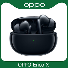 Oppo Enco X Ture 무선 이어폰 TWS 3 마이크 소음 차단 이어폰 Bluetooth 5.2 Reno 5 Pro 4 SE 용 이어 버드 X2 Pro 찾기
