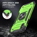 Магнитный противоударный чехол-подставка для iPhone 12 Mini 11 Pro XS Max X XR SE 2020 6 7 8 Plus