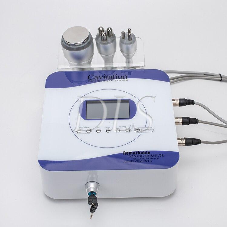 China Hot Sale Extreme Body Shaping Beauty Machine Ultrasonic Cavitation RF