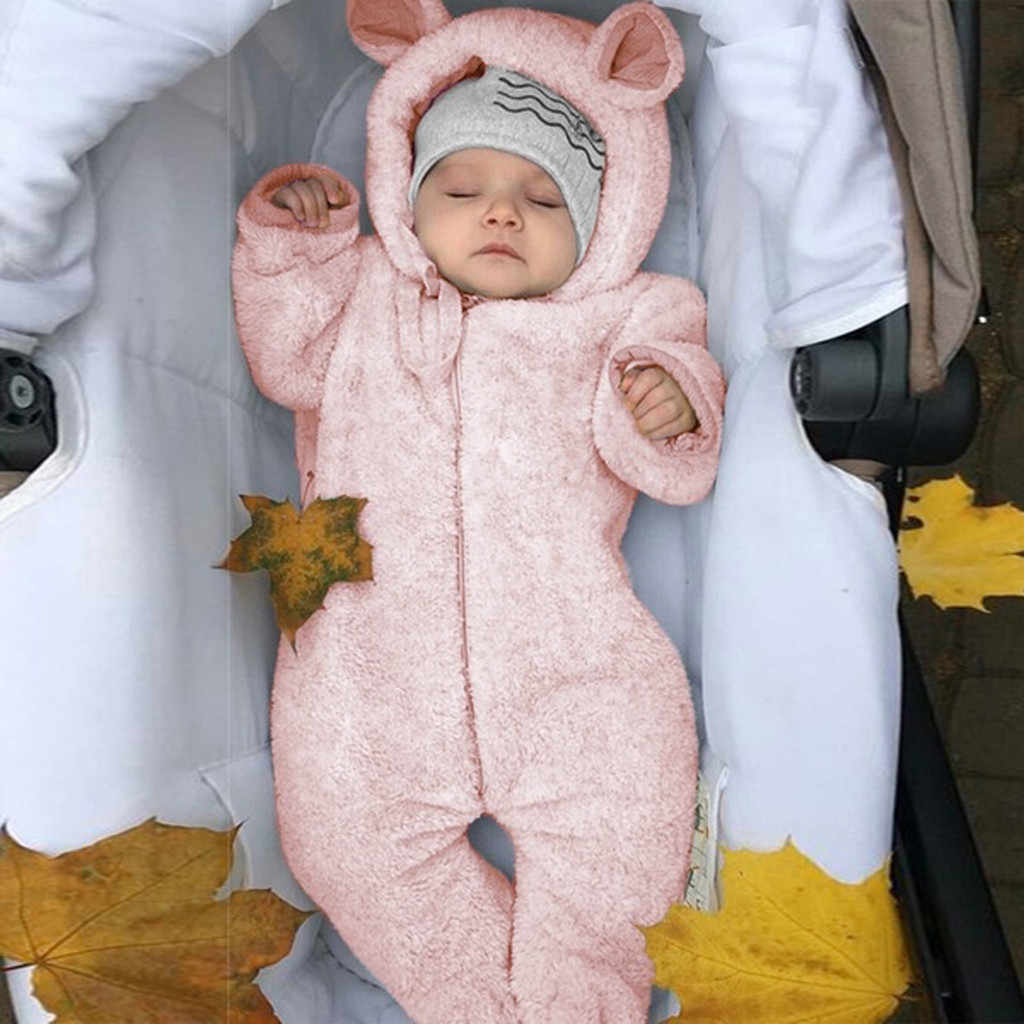 Baby Winter Kleidung Für Baby Mädchen Insgesamt Herbst Langarm Neugeborenen Kostüm Babyspielanzug Für Baby Jungen Overall Infant Kleidung