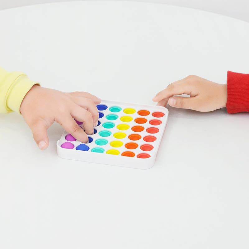Fidget Toy Antistress-Toys Autism Push Bubble Squishy Children Adult for Jouet Pour img5