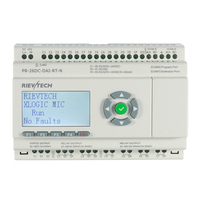 New MQTT Ethernet PLC, Industry 4.0 for IIoT control programmable relay PR 26DC DAI RT N