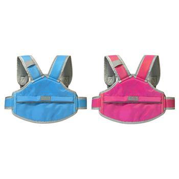 Детский ремень безопасности удобный ремень передний Ремень с карманом на молнии дышащий Удобный
