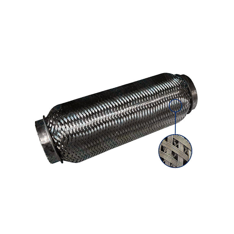 EuroEx WFP99 for Corrugation muffler Peugeot 307,308 Partner, Citroen C4, Berlingo 1.6 (Chainmail with winding) 63121 цена