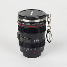 Creative Stainless Steel Lens Mug Shot Glass Mini Lens Mug 50 Ml Mini Shooter Glass Spirit Cup mug lefard 400 ml tropical motif