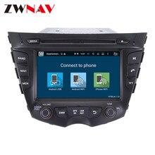 Autoradio Android 10, 4 go/64 go, Navigation GPS, lecteur DVD, multimédia, unité centrale, enregistreur cassette, pour voiture HYUNDAI Veloster (2011 – 2016)