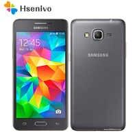 Samsung Galaxy Grand Prime G530 G530H Original desbloqueado teléfono móvil Ouad Core Dual Sim 1GB RAM 5,0 pulgadas pantalla táctil reacondicionado