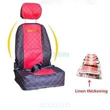 עבור קטרפילר חתול 307 312 315 320 325 330 336D/B/C חופר מושב כיסוי מושב כיסוי כרית אבזרים