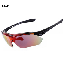 CQB Outdoor Sports Tactical Military Climbing Polarized Sunglasses