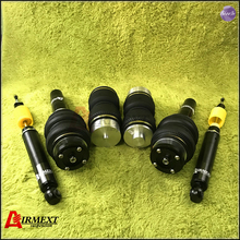 Air suspension kit /For A6/ coilover +air spring assembly /Auto parts/chasis adjuster/ air spring/pneumatic air suspension kit for peugeot 308 coilover air spring assembly auto parts chasis adjuster air spring pneumatic