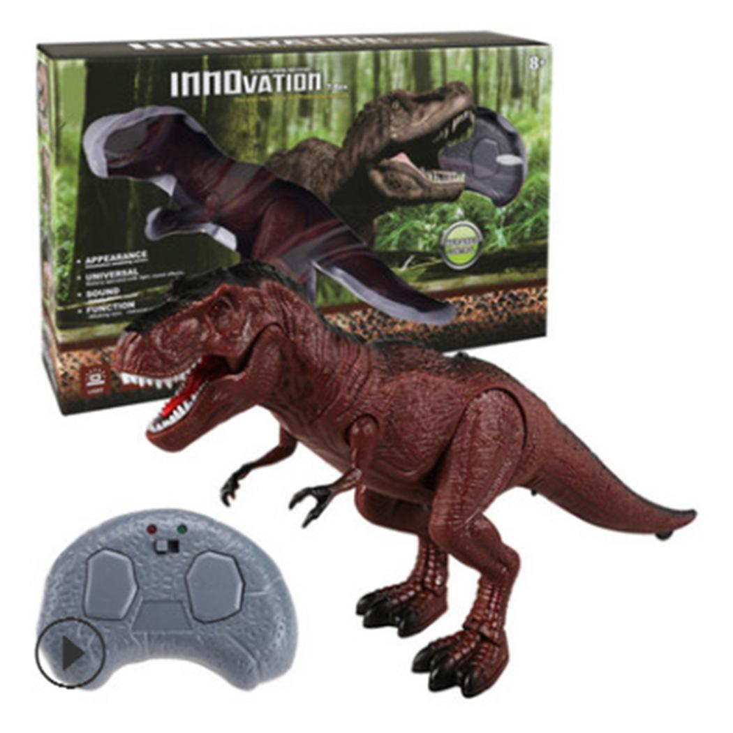 Kids Safe Simulation Dinosaur Animal Remote > 6 Years RC Toys Model As Picture ControlToy RC Kit