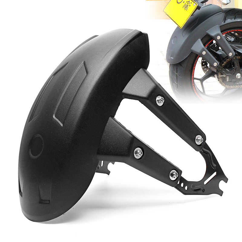 Motorcycle Mudguard Fender Bracket Splash Guard Accessories for yamaha r3 2019 xjr 1200 xt1200z super tenere fz1 pw50 <font><b>xvs</b></font> <font><b>1100</b></font> image