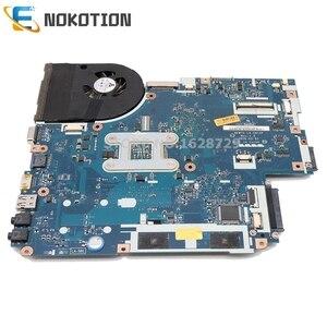 Image 3 - NOKOTION MBPTQ02001 MBNA102001 LA 5912P Voor Acer aspire 5551 5552 5551G 5552G PC Moederbord compatibel Met LA 5911P gratis cpu