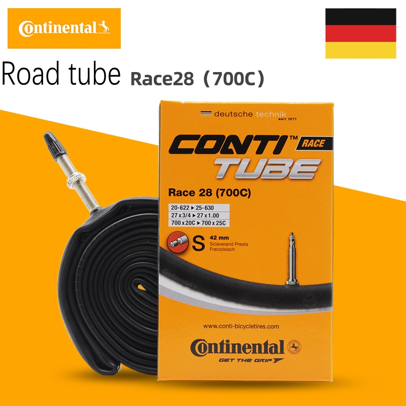 KENDA Road Bike Bicycle Inner Tube 700c 700x23c to 25c Presta Vlave 32-80mm
