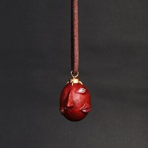 Image 3 - Ожерелье Berserk Guts Behelit Griffith Beherit, с замшевой веревочной лентой Hawk Nosferatu Zodd Zoddo, версия 2013