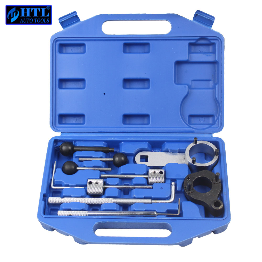 VAG Engine Timing Locking Tool Kit For VW <font><b>AUDI</b></font> SEAT SKODA DIESEL ENGINE 1.6/2.0 <font><b>TDI</b></font> CR VA image