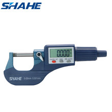 Outside Micrometer Caliper-Gauge Electronic Extra-Large 0-25-Mm Digital with Lcd-Screen