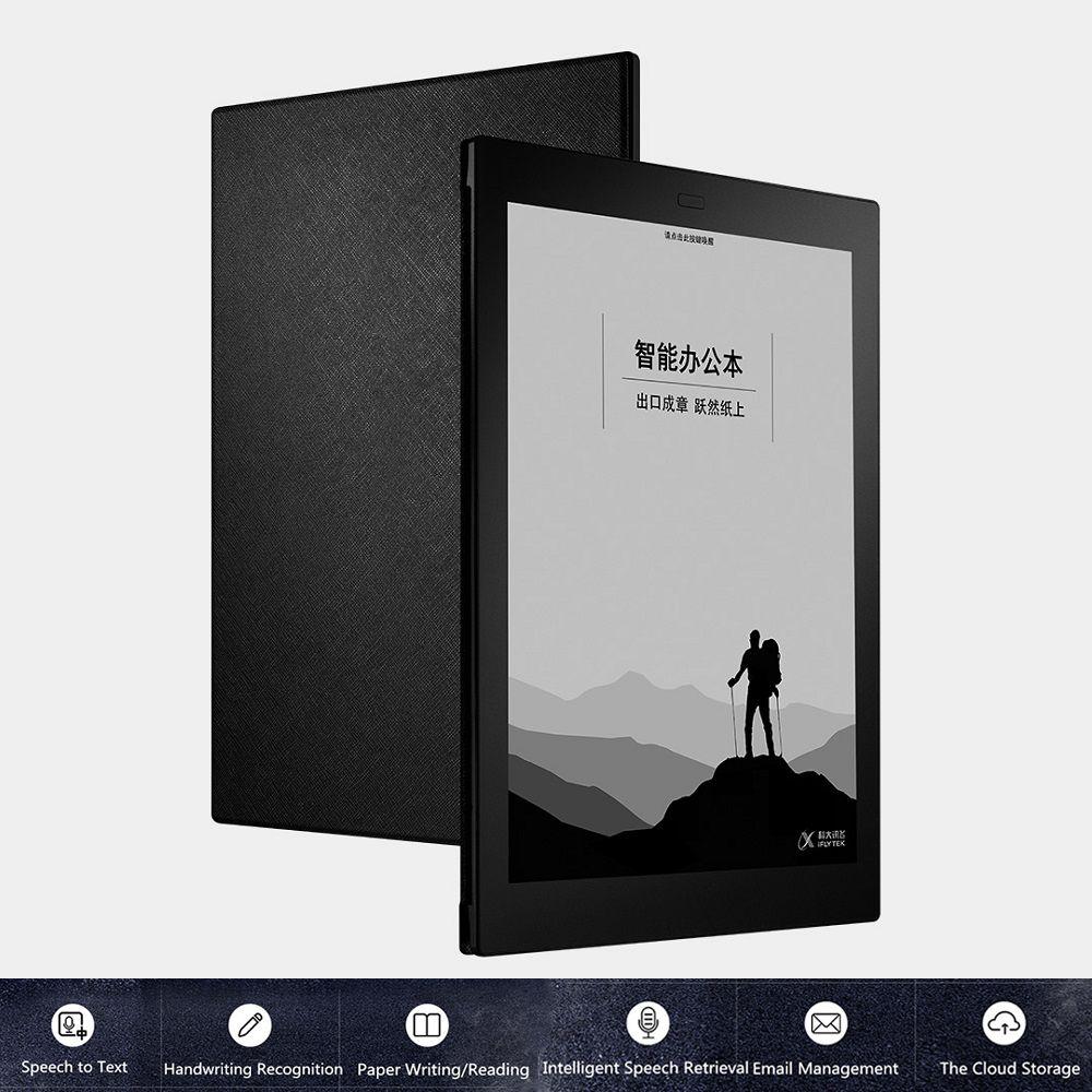 IFLYTEK 10.3 pouces 4096 niveau pression Carta encre écran intelligent bureau Ebook lecteur Portable WiFi bluetooth Portable nouveau