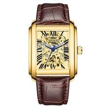 Top Luxus Marke CHENXI 8816 männer Modus Automatische Uhr Leuchtende Wasserdichte Tourbillon Mechanische Armbanduhren