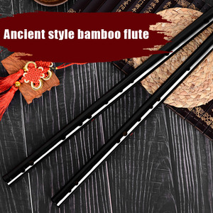 New Bamboo Flutes Chinese Traditional Musical Instruments Transverse Flutes Drop Shipping